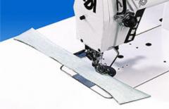 Одноигольная машина челночного стежка с нижним и дифференциальным верхним продвижением  DURKOPP ADLER 275-740642-01