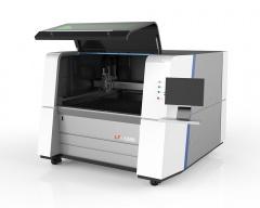 Высокоточная установка оптоволоконной лазерной резки LF1390/1000 IPG