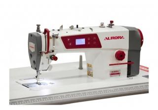 Прямострочная промышленная швейная машина Aurora A-1E