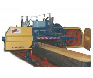 Пилорама ленточная горизонтальная Р-1500