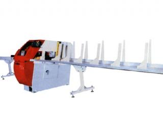 Станок торцовочный автоматический Р40Х