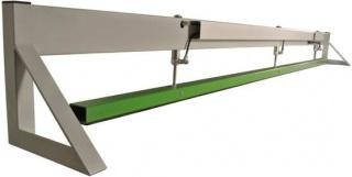 Односекционная прижимная пневмобалка WoodTec PPB1-3200