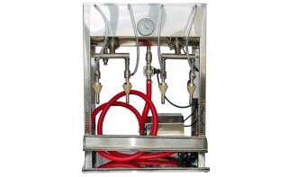 Аппарат розлива горячих жидкостей Filler G+