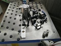 Кромкооблицовочный станок с ручной подачей заготовки TS 516A