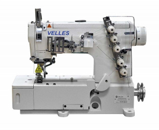 Плоскошовная промышленная швейная машина VELLES VC 7016-01