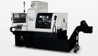 Токарные автоматы продольного точения JSL-32AB