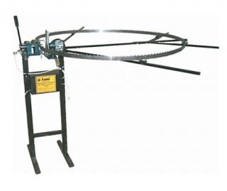 Станок для заточки и разводки ленточных пил РПА-60