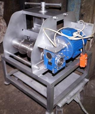 Электромеханический профильный трубогиб Т300