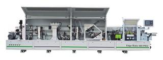 Станок для облицовывания кромок мебельных деталей WoodTec EdgeMatic 600 PRO