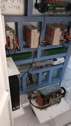Оптоволоконный лазер с труборезом и защитной кабиной LF3015GR/6000 IPG Precitec