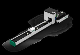 Оптоволоконный лазер для резки труб OR-TG 6020/1000 Raycus