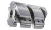 Фреза цилиндрическая сборная с винтовым расположением твердосплавных ножей FC 090.06.32.126-OZ