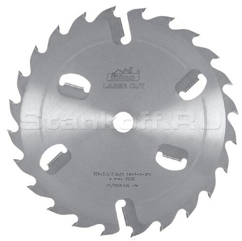 Пильные диски для многопильных станков A-250