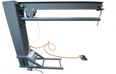 Электромеханический фальцеосадочный станок RME-1300х1mm