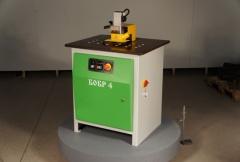 Фрезерный станок с двумя фрезами для обработки мебельных кромок БОБР 4.2