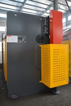 Гидравлический листогибочный пресс c контроллером HPJ 32100