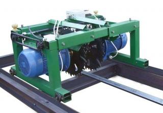 Станок для переработки тонкомера на брус СБ-25