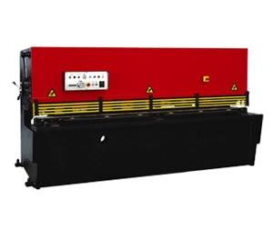 Гидравлические гильотинные ножницы для металла SB-6/2500