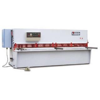 Гидравлическая гильотина для резки металла с ЧПУ SB-K (SMB)