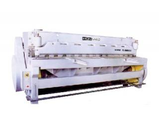 Механический гильотинный резак SBM-6/2000