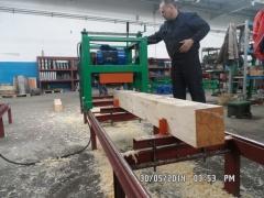 Профилирующий станок для бруса СБП-200