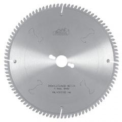 Отрезные диски с твердосплавными напайками для резки цветных металлов и пластика 250 х 3,2/2,5