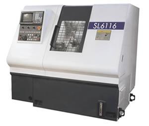 Токарный центр с ЧПУ SL-6116
