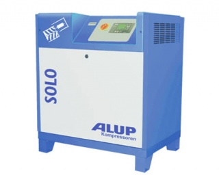 Винтовые компрессоры SOLO 7 Plus-О (oil-free)
