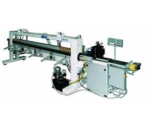 Пресс сращивания заготовок двухканальный автоматический СПБ 005-3200
