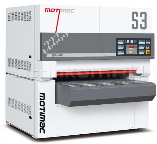 Калибровально-шлифовальный станок SR-RP1700