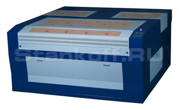 Лазерный станок для резки и гравировки ST-1616, 80W