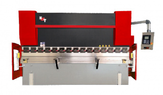 Гидравлический листогибочный пресс КМТ модель КРВ-P 100-2500