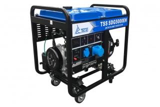 Дизель генератор TSS SDG 5000EH 5 кВт