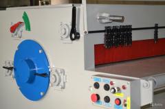 Одновальный многопильный станок КС-1000