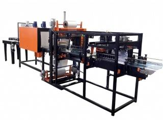 Автоматическая термоупаковочная машина ТМ-1А прямоточная