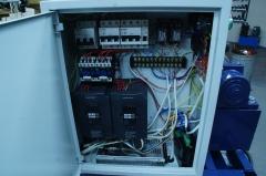 Токарно-фрезерный станок для балясин из дерева с копиром ТФС 1550