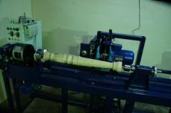 Станок токарно-фрезерный с копиром для производства витых каннелюр ТФС 1550К