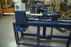 Станок токарно-фрезерный ТФС 1550МД для изготовления мелкоштучных деталей с проходной бабкой