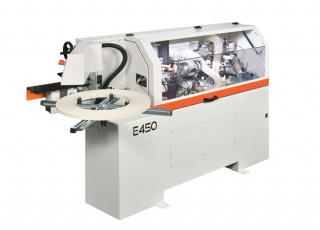 Автоматический кромкооблицовочный станок E450