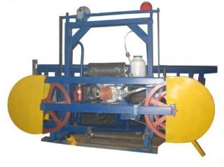 Ленточная пилорама Титан-80Б