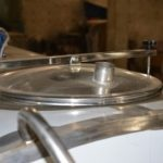 Охладитель молока закрытого типа ОМЗТ-1000