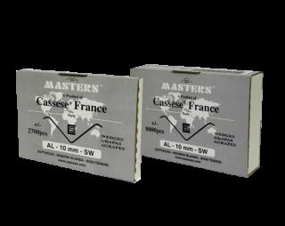 V-скобы Masters ™ AL 15 мм (8000 штук)