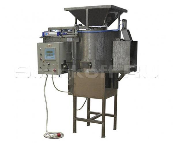 Машина очистительная с дозатором для очистки корнеплодов МО-215 АМ