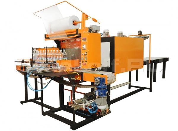 Автоматическая термоупаковочная машина ТМ-1А/300
