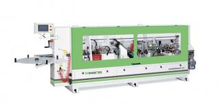 Автоматический кромкооблицовочный станок WoodTec Compact FJ