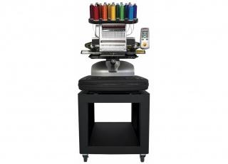 Компактная одноголовочная вышивальная машина BRAVO OS