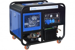 Дизель генератор TSS SDG 12000EH 11 кВт