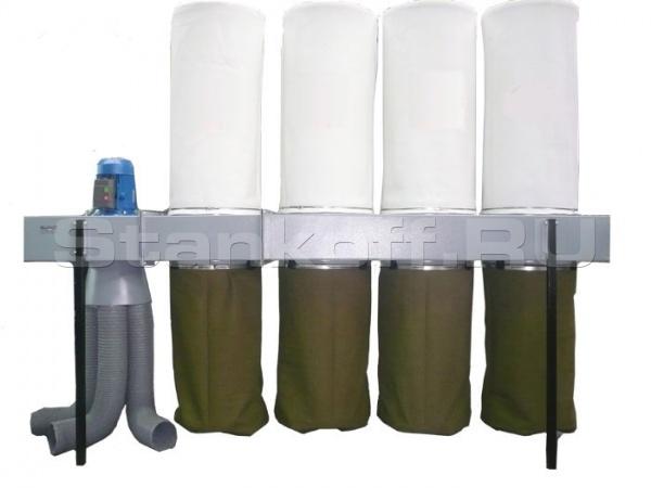 Пылеулавливающий агрегат УВП-7000
