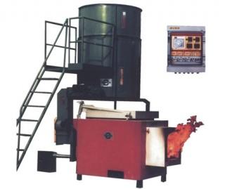 Котельная установка на древесных отходах UZE-1000/1
