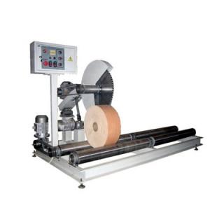 Станок для раскроя рулонов текстурной бумаги и ПВХ V-SPR 520